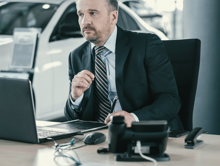Auto Dealership IT Solutions Support