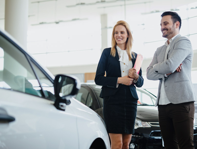 Auto Dealerships IT Solutions Support