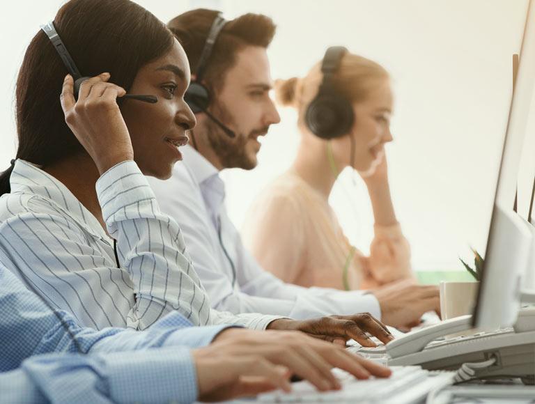 Contact Center Services Canada